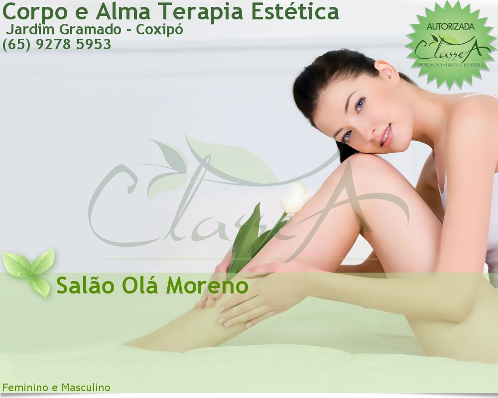Corpo e Alma Terapia Estética