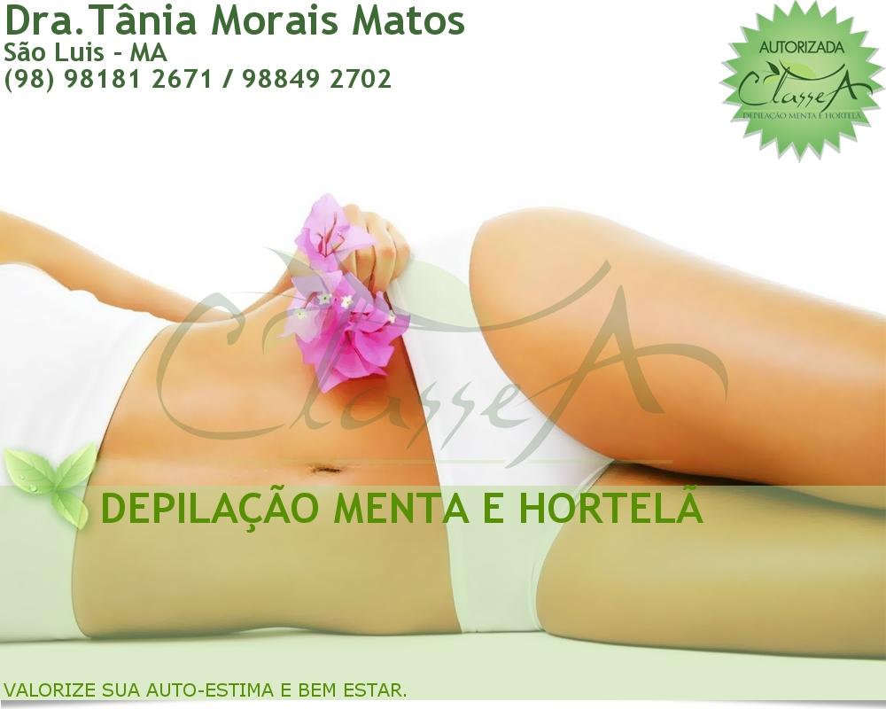 Dra.Tânia Morais Matos