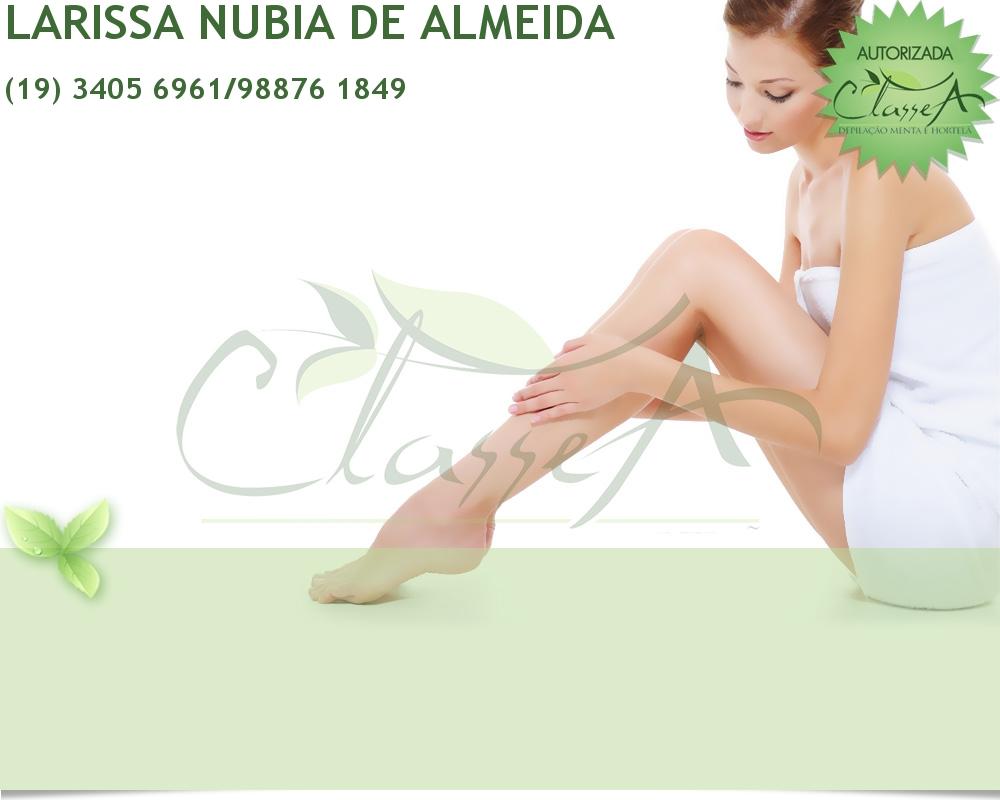 LARISSA NUBIA DE ALMEIDA