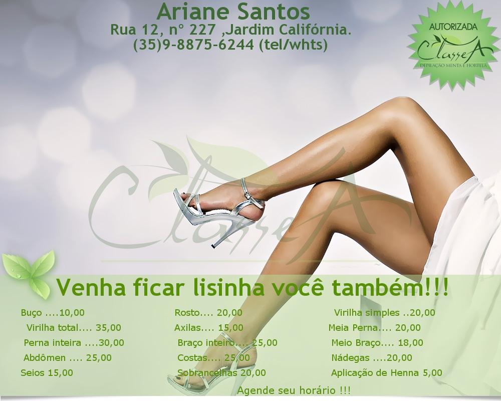 Ariane Santos