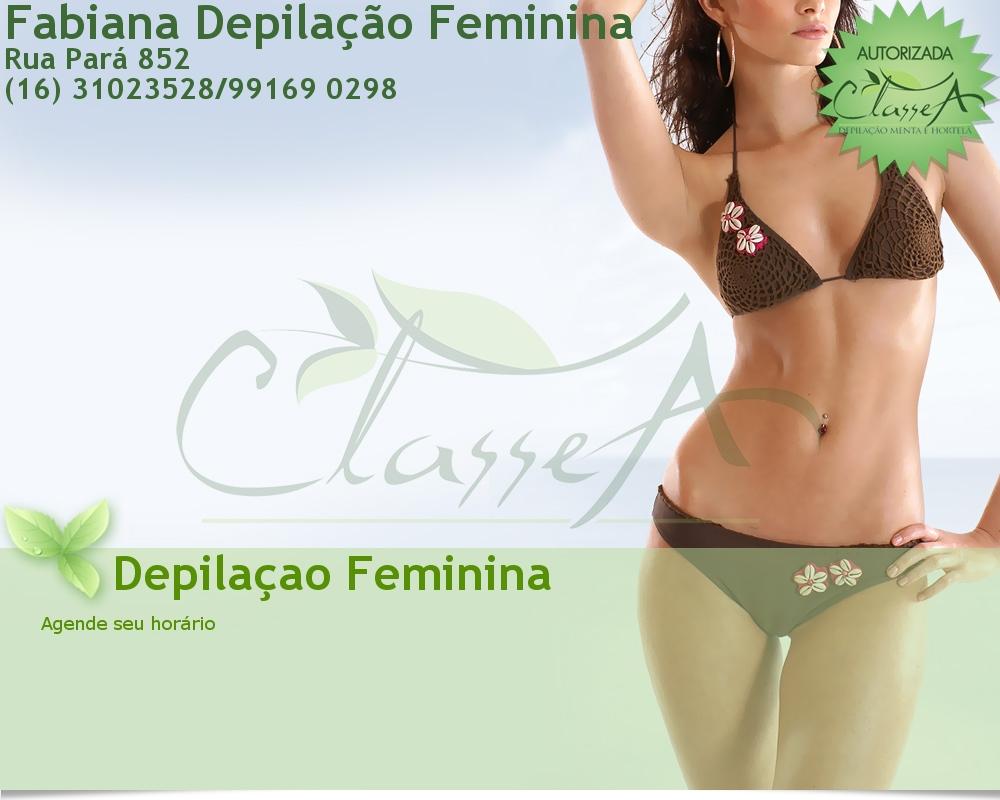 Fabiana Depilação Feminina