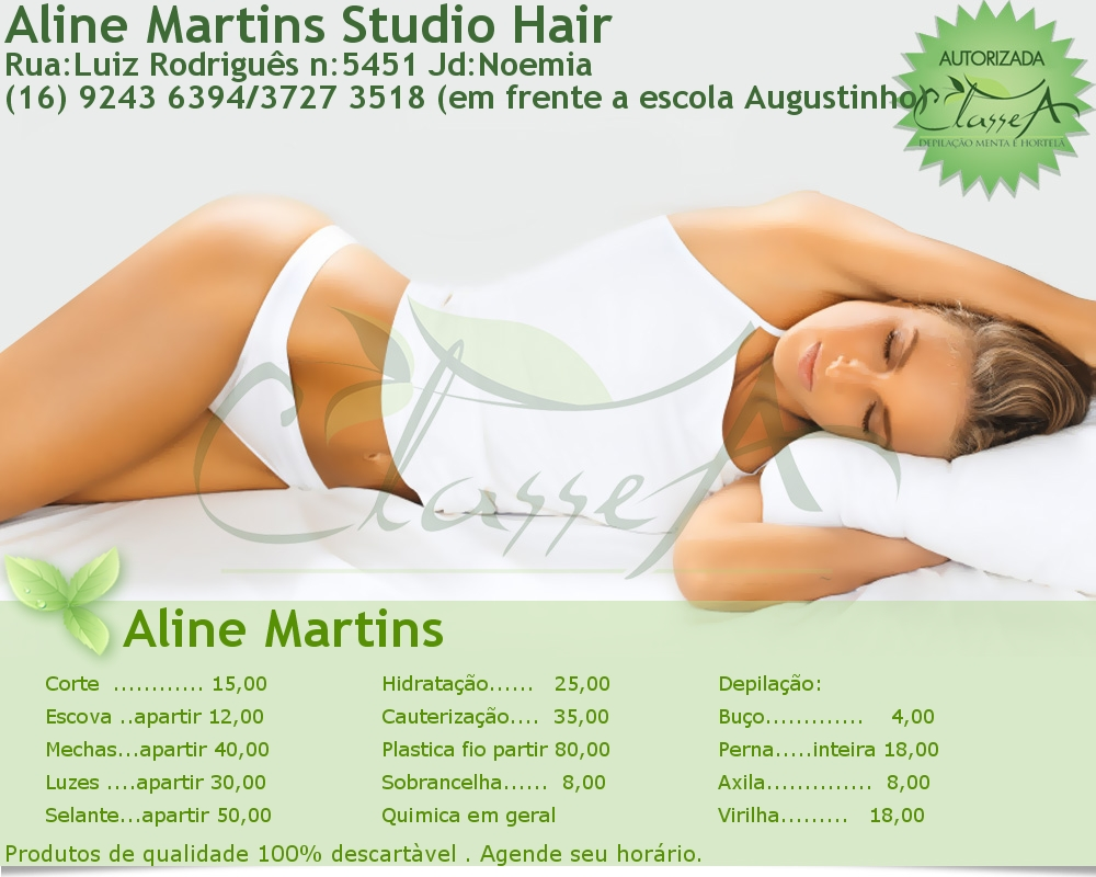 Aline Martins Studio Hair