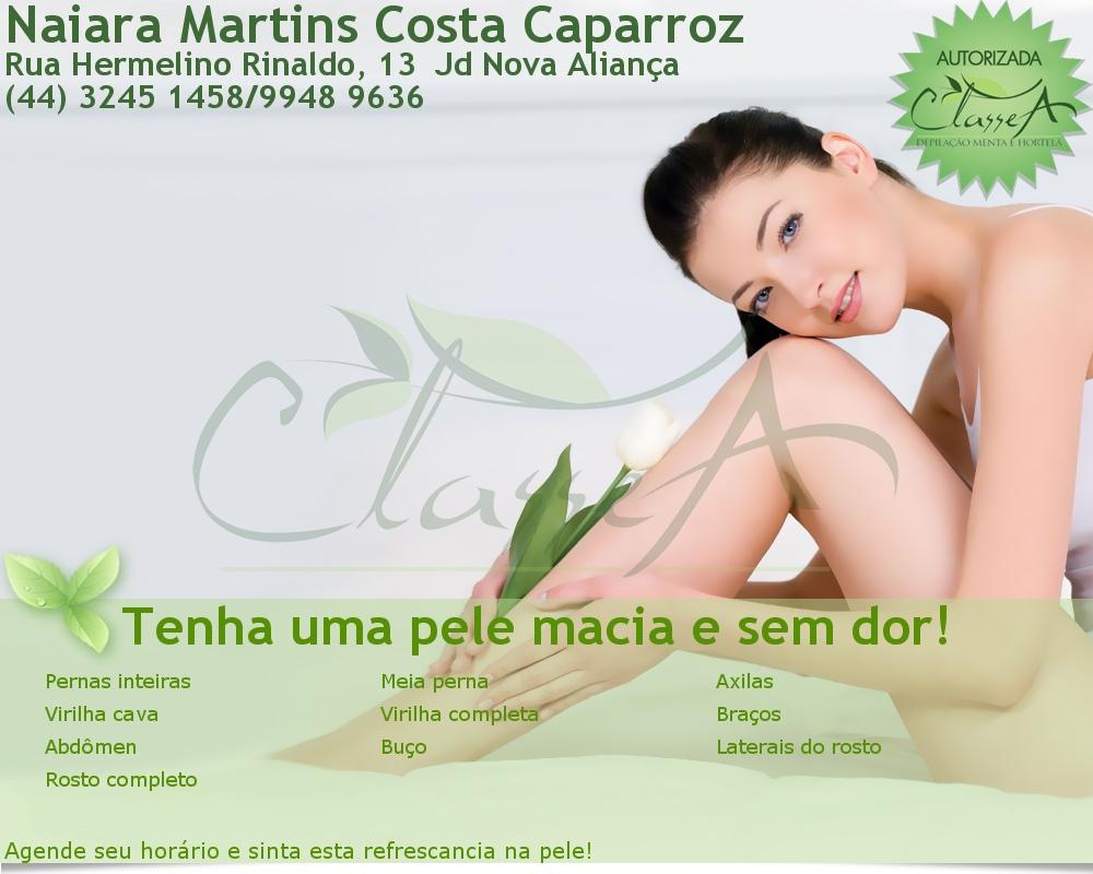 Naiara Martins Costa Caparroz