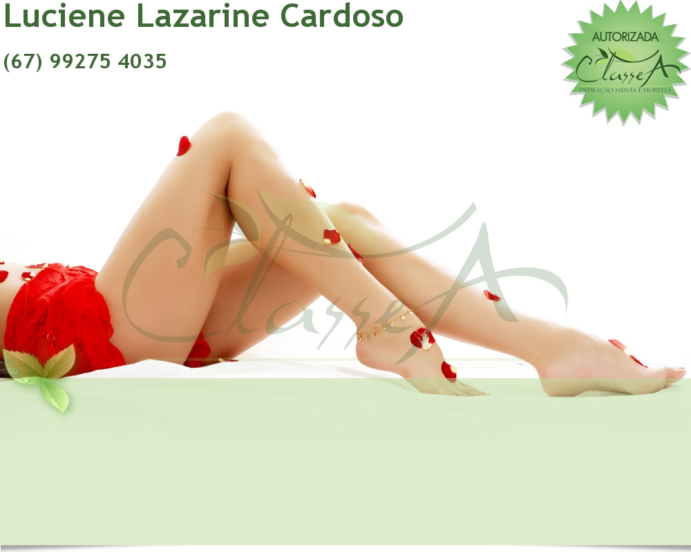 Luciene Lazarine Cardoso